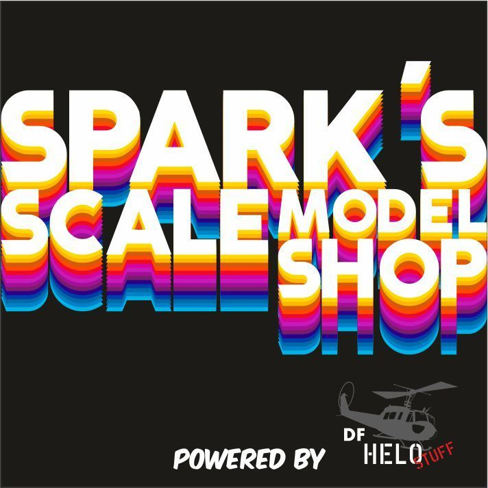 Spark´s Scale Model Shop by DF HeloStuff