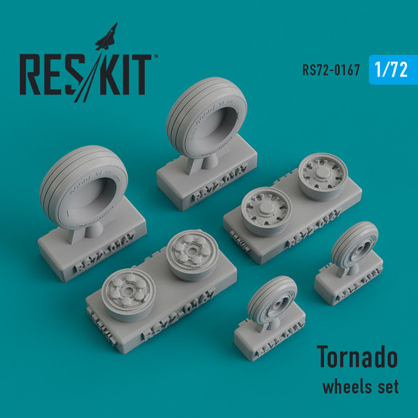 Tornado wheels set 1:72