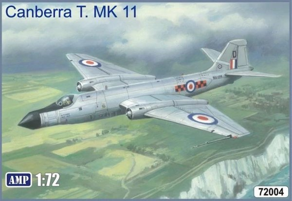 English Electric Canberra T.Mk. 11 AMP 1:72