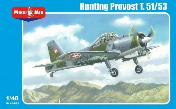 Hunting Provost T.51 / 53