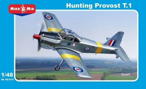 Hunting Provost T.1 MikroMir 1:48
