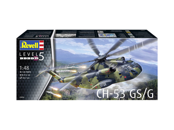 Revel 03856 Sikorsky CH-53 GS/G 1:48